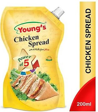 Young`s Chicken Spread
