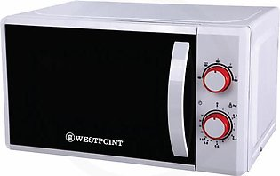 Westpoint WF-822 - Microwave Oven - White