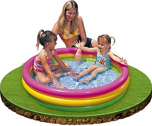 Water Pools For Kids Low prices |  Sunset Glow Baby Pool | Pool & Water Toys | …