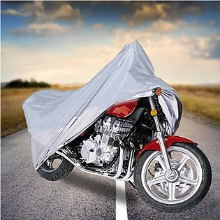 Universal Motorcycle bike Parachute Top Cover Waterproof for 125cc 150cc 7ft x …