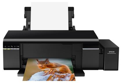 EPSON PHOTO PRINTER L805 INK TANK SYTEM (6 COLOR)