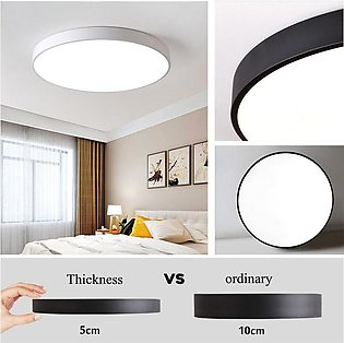 【To Global】12W-36W Round LED Ceiling Modern Light Living Room Fixture Lamp 3 ...