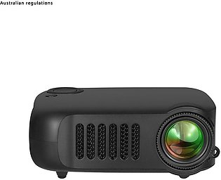 A2000 Home Mini Pico Projector Led Entertainment Support Hd Projector