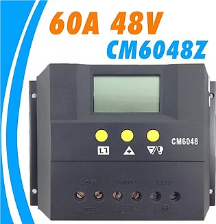 60amp solar charge controller