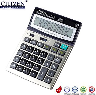 CT-912 Basic Calculator (12 Digit)