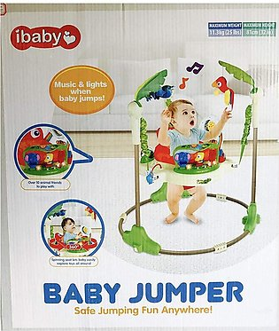 Baby Rocking Chair For  Kids With Music And Light