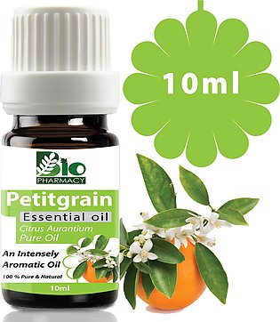 Petitgrain Aromatherapy Essential Oil - 100% Pure & Natural (Undiluted)