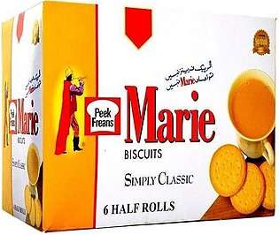 Marie Half Roll (Pack Of 6)