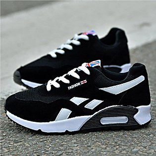 Women Net Sports Shoes Student Leisure Casual Shoes Breathable Travel Shoes