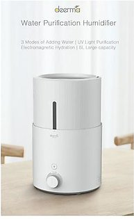 【Clearance Sale】Youpin Deerma Water Purification Humidifier 5L Water Capacity 12 Hours of Endurance
