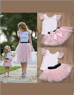 Cute baby girls Summer princess dress Cotton baby girl embroidered peach vest d…