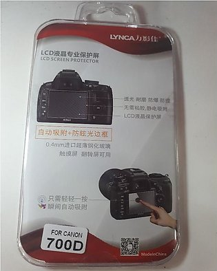 Canon 700d Lcd screen protector