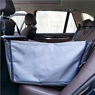 Travel rtable Foldable Car Hck Carrier Waterpro Thickening Car Bk Seat Covers#G…
