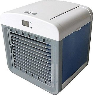 Convenient Air Cooler Portable Fan Conditioner Humidifier Space Easy Cool - w...