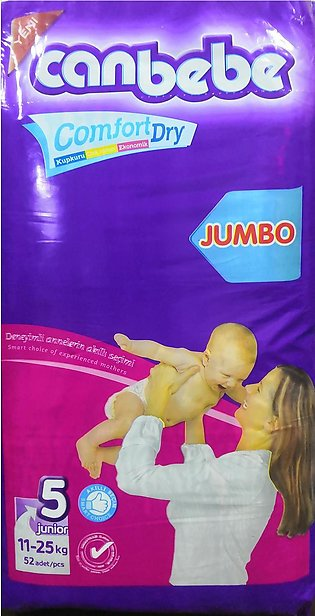 Molfix Diaper jumbo pack  sizee 4 with 64pcs for 7-14Kg