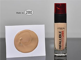 LOREAL INFALLIBLE  3 colours available
