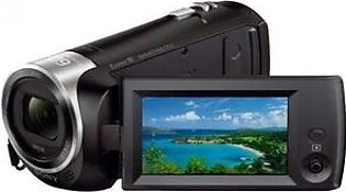 Sony HDR-CX405 - HD Camcorder - 9.2MP-Black