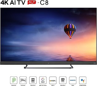 TCL 65  C8 LED UHD Android TV