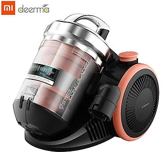 Deerma 208E Household Steel Mesh Cyclone Vacuum Cleaner Long-lasting Suction ...