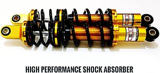 Motorcycle Shock Absorbed. Universal For All Motorcycles. SIE Branded Product
