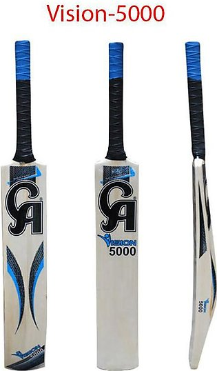 Vision-5000 Professional Cricket Bat Outdoor Tape-Ball Games
