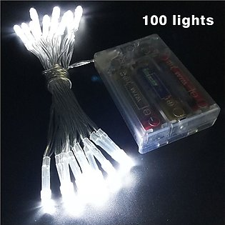 Indoor Outdoor LED String Lights Christmas Decoration