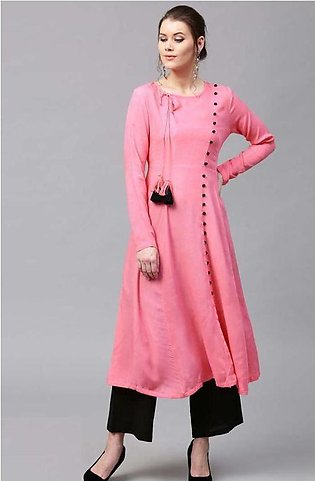 Lawn Ladies Kurti Top For Girls and Women