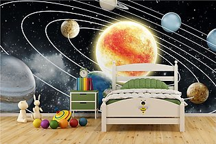 Wall Stickers for Kid Bedroom, Living Room, Fridge Stickers, Offices, Modern ...