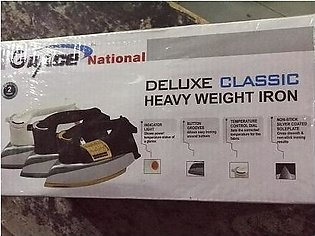 National - Deluxe Classic Heavy Wieght Iron