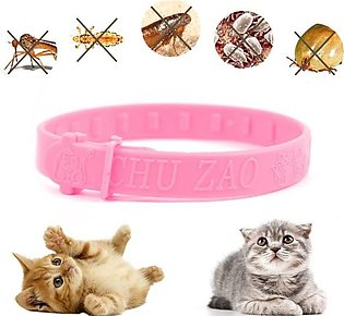 F060 Pet Flee collar Effective Removal Of Fleas Lice Mites Mosquito Four In One…
