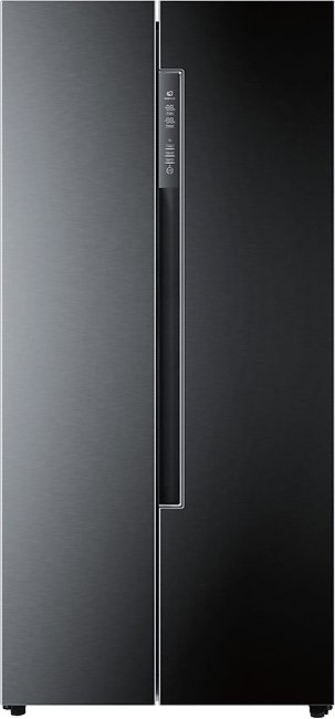 Haier Side by Side Series/HRF-548BP (No Frost+Glass Door+Wide Voltage+Digital I…