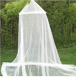 Aulic Round Lace Mosquito Net Cradle Ger Style Bed Netting Bedspread Canopy