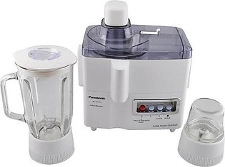 MJ-M 176P - 3 in 1 Juicer Blender - White