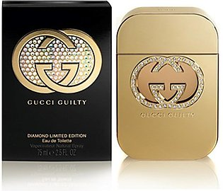GUCCI GUILTY DIAMOND LIMITED EDT 75ML GUCCI