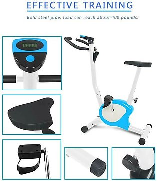 Stationary Exercise Bike Running Bicycle Cycling Fitness Training Workout Indoor