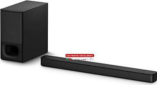 Sony HT-S350 2.1ch Soundbar with powerful wireless subwoofer and BLUETOOTH® technology