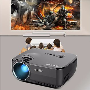 BYINTEK SKY GP70 Portable Mini LED Cinema Video Digital HD Home Theater Proje...
