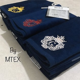 40x70 cm Pack Of 3   Customized Personalized   High-Quality   Hand Towels   Emb…