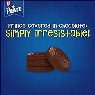 Prince Chocolate Covered Biscuit (12 Pcs Box)