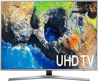 Samsung 43NU7100 - Smart 4K UHD LED TV - 43inch - Black