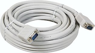 Vga Cable Male To Male OD 8MM 10meter