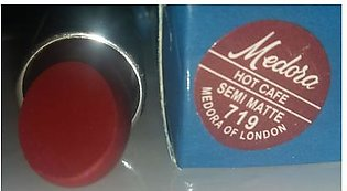 Medora Lipstick - Semi Matte HOT CAFE 719