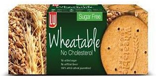 Wheatable Biscuits (Sugar Free)