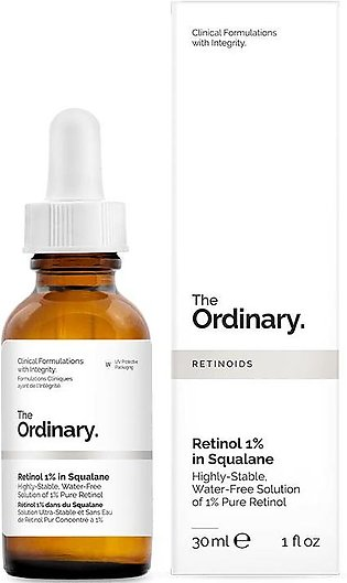 The Ordinary Retinol 1% in Squalane - 30ml