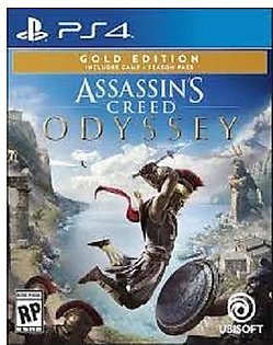 Assassin;s Creed Odyssey - PlayStation 4 Gold Edition by Ubisoft
