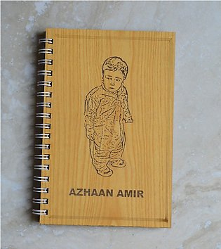 Customized Picture Notebook