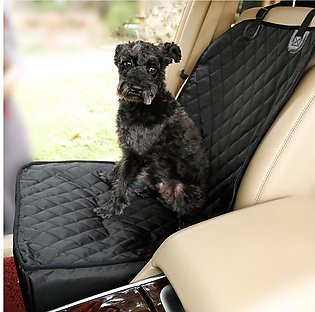 1 Pet travel auto front seat bastket /mat Vehicle Dog Car Seat Cover Protector