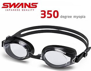 Topsky SWANS Adult Leisure Goggles Myopia Waterproof Anti-fog HD Swimming Glasses To Create Stable Fit And Optimum Vision