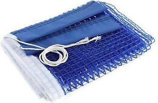 Table Tennis Net Blue 180x15cm Table Tennis Net High Quality Waxed String Ping Pong Table Tennis Table Net Replacement Table Tennis Accessories