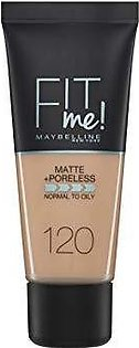 Maybelline FIT me! Matte + Poreless Foundation 30ml